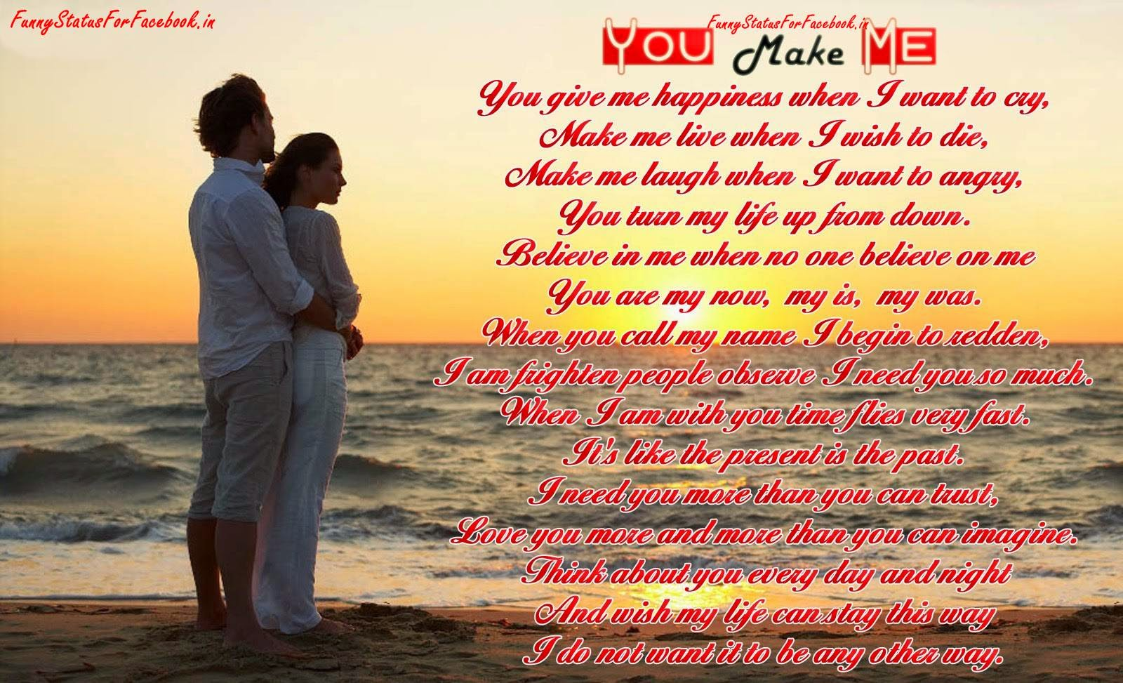 Love Of My Life Quotes For Her You Are My Life Poems Poems