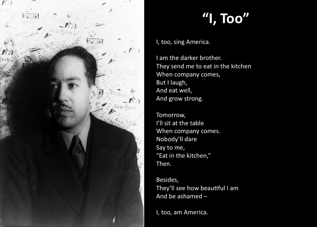 """langston hughes and alice walker essay In alice walker's """"in search of our mothers' gardens"""" and in """"everyday use,"""" the author's different  » china dbq essay » langston hughes impact on."""