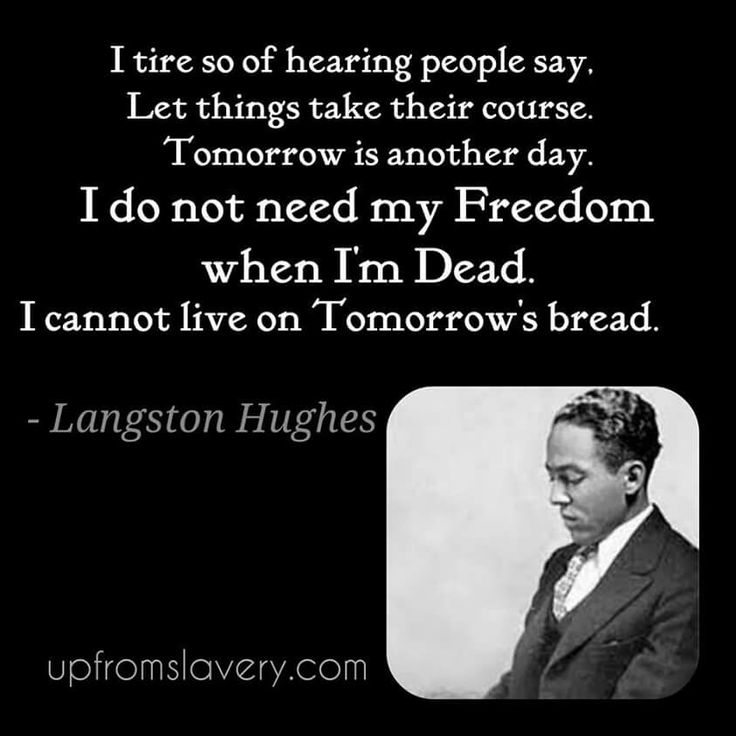 essay on langston hughes life Find essays and research papers on langston hughes at studymodecom we've helped millions of students since 1999 join the world's largest study community.