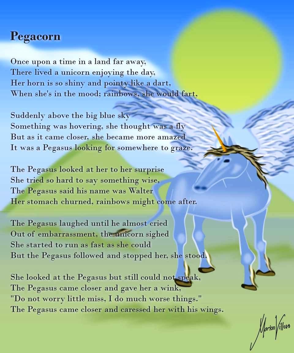 Unicorn Poems Poems