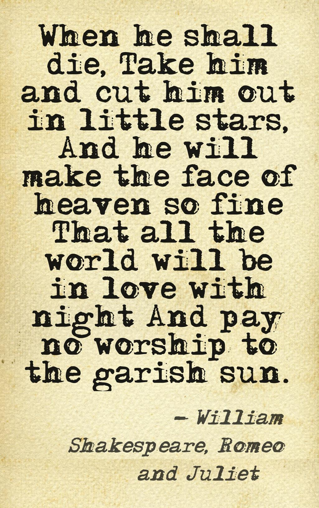 Shakespeare Quotes About Love Shakespeare Poems