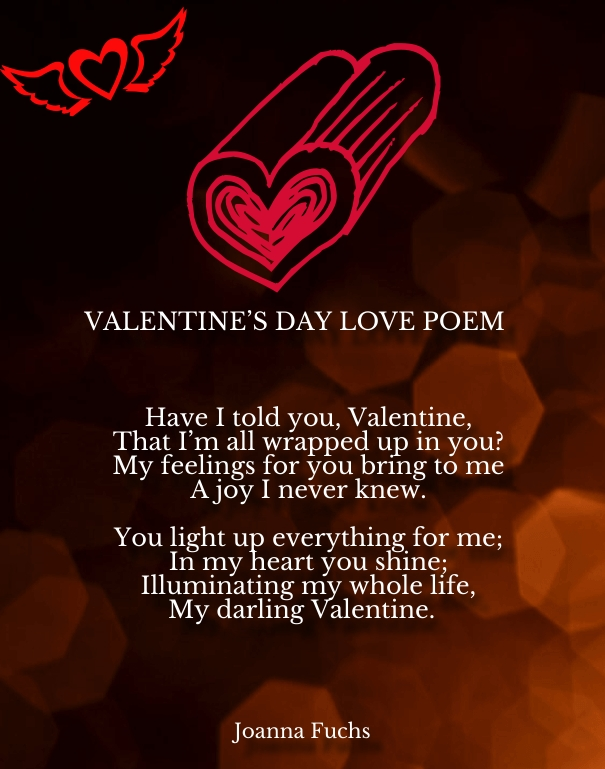 valentines love poems poems, Ideas
