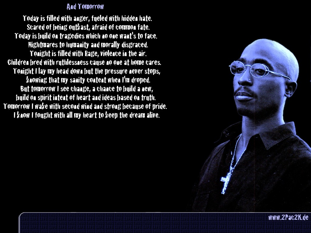 Quotes 2Pac Tupac Poems