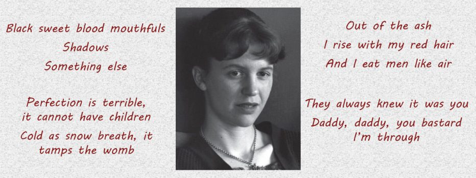 plath s poetry Carol ann duffy was given a copy of sylvia plath's collected poems for her 25th birthday editing a new selection she has experienced afresh the electrifying excitement she felt on that first encounter.