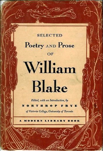 an overview of william blakes relevance to the modern world I included william blake's poem sequence, songs of innocence and songs of experience  , which give an overview of how blake structured.