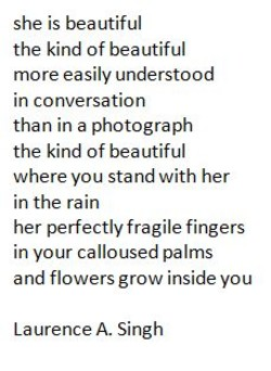 Tell Her She's Beautiful Quotes Mesmerizing She's Beautiful Poems