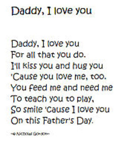 how to write i love you daddy in spanish