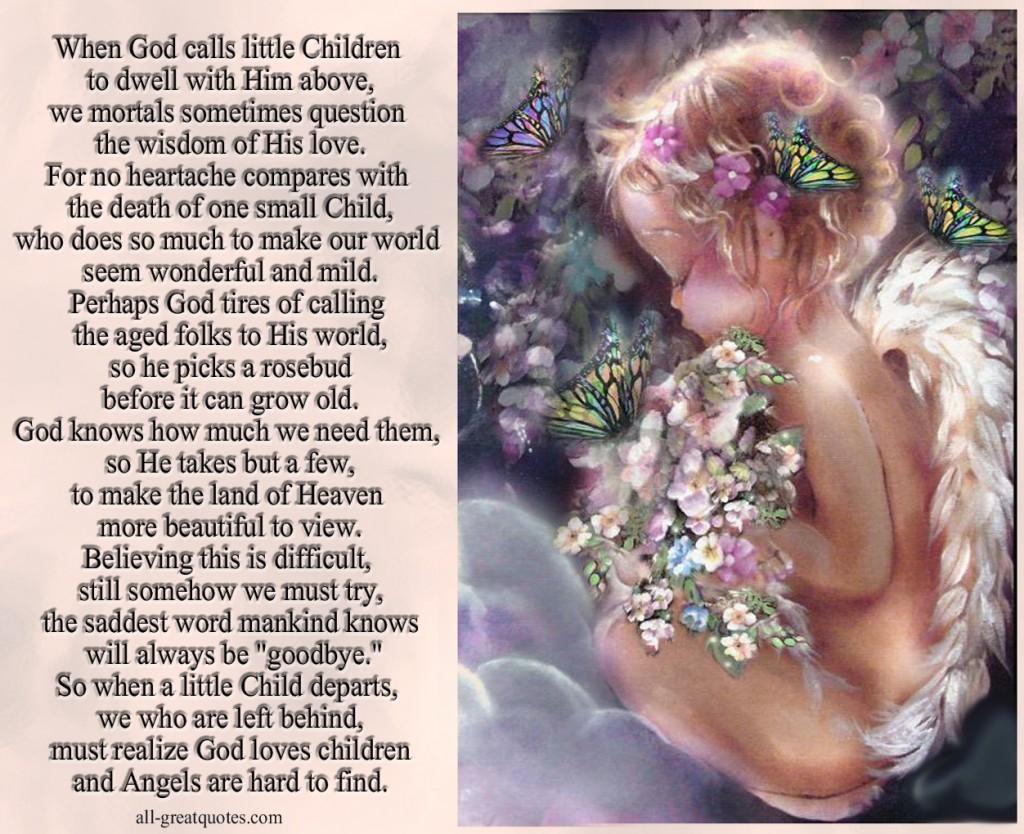 Baby Bereavement Poems