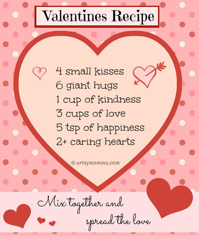 Sweet Valentine Poems