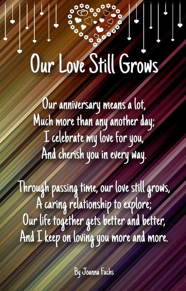 Short Anniversary Sentiments and s for Husband