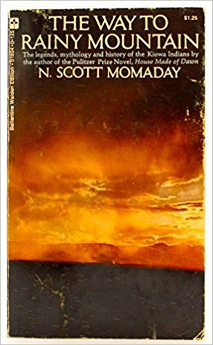 tone of the way to rainy mountain The way to rainy mountain is a unique blend of history, folklore, and poetic memoir and was published in 1969 it takes the reader through author n scott momaday's own journey of discovering his kiowa background and identity.