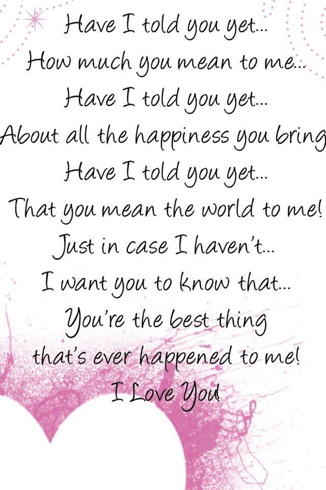 You make me happy Poems