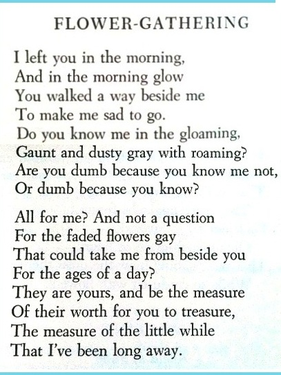 robert frost poems discovery