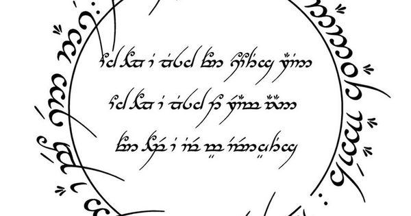 Elvish Phrases