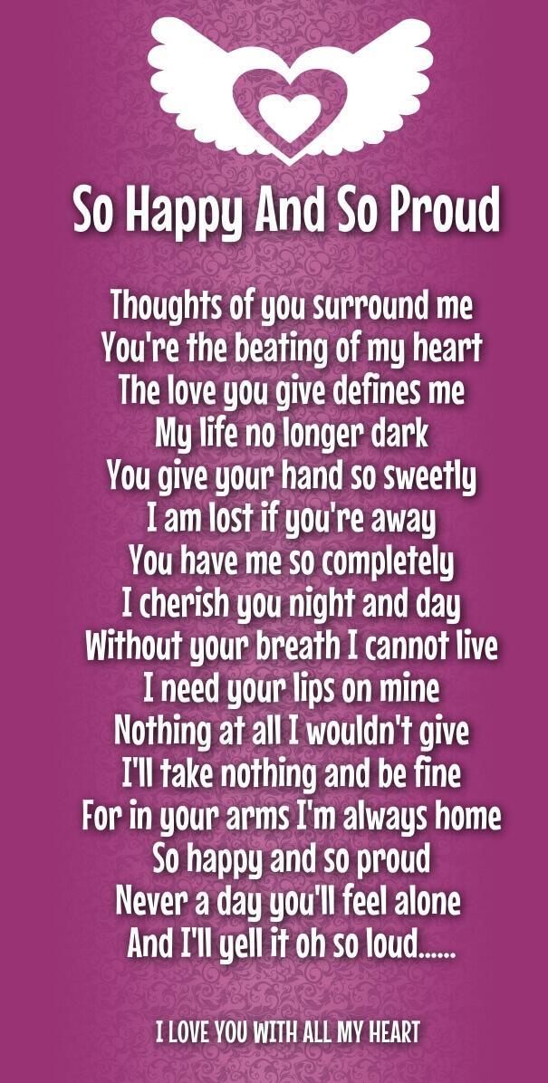 Love Making Poems