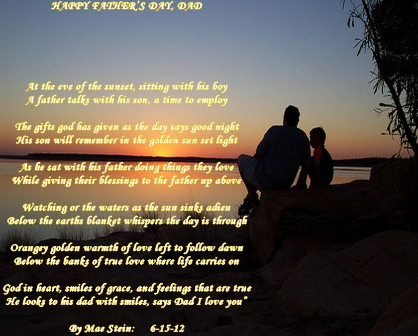 Father and son Poems Extraordinary Father And Son Quotes Love
