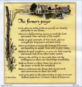 Agriculture Poems