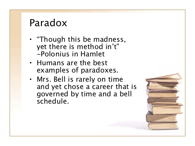 Paradoxical Poems