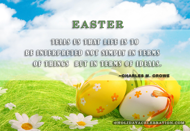 Inspirational Easter Quotes happy easter inspirational quotes Inspirational Easter Quotes