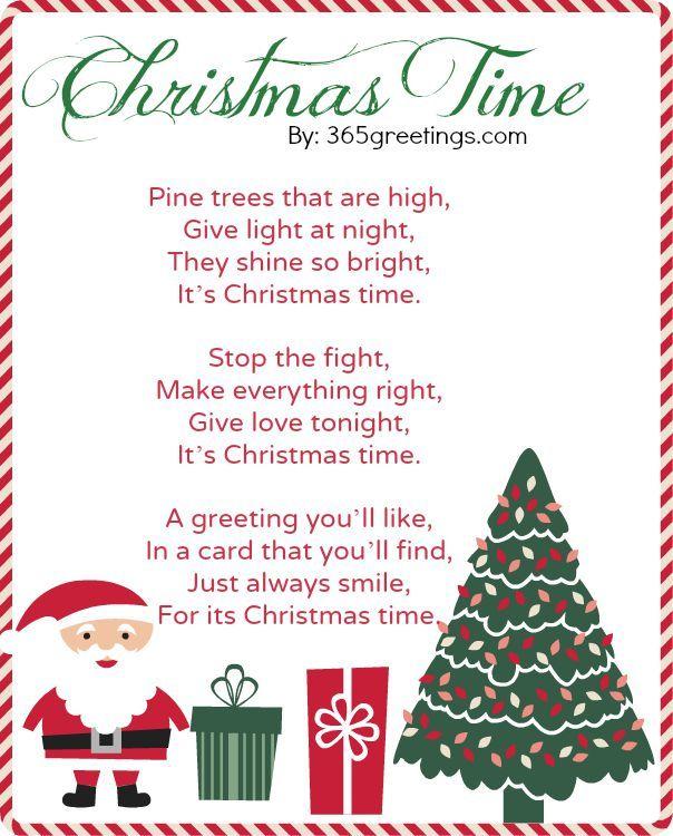 xmas poems - Christmas Poetry