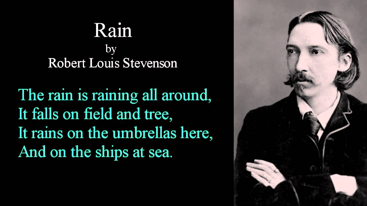 Robert Louis Stevenson Poems