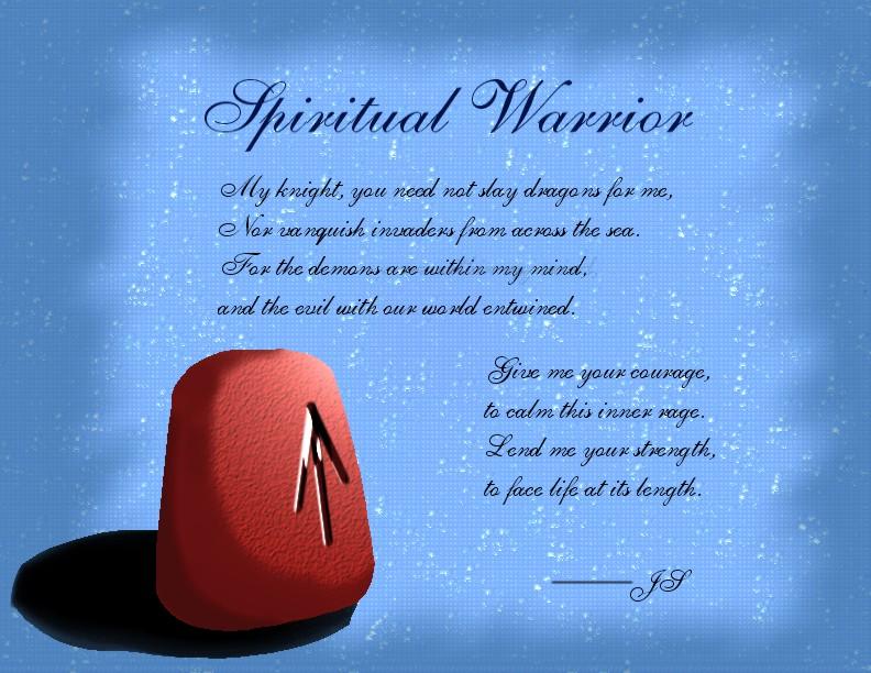 Warrior Poems