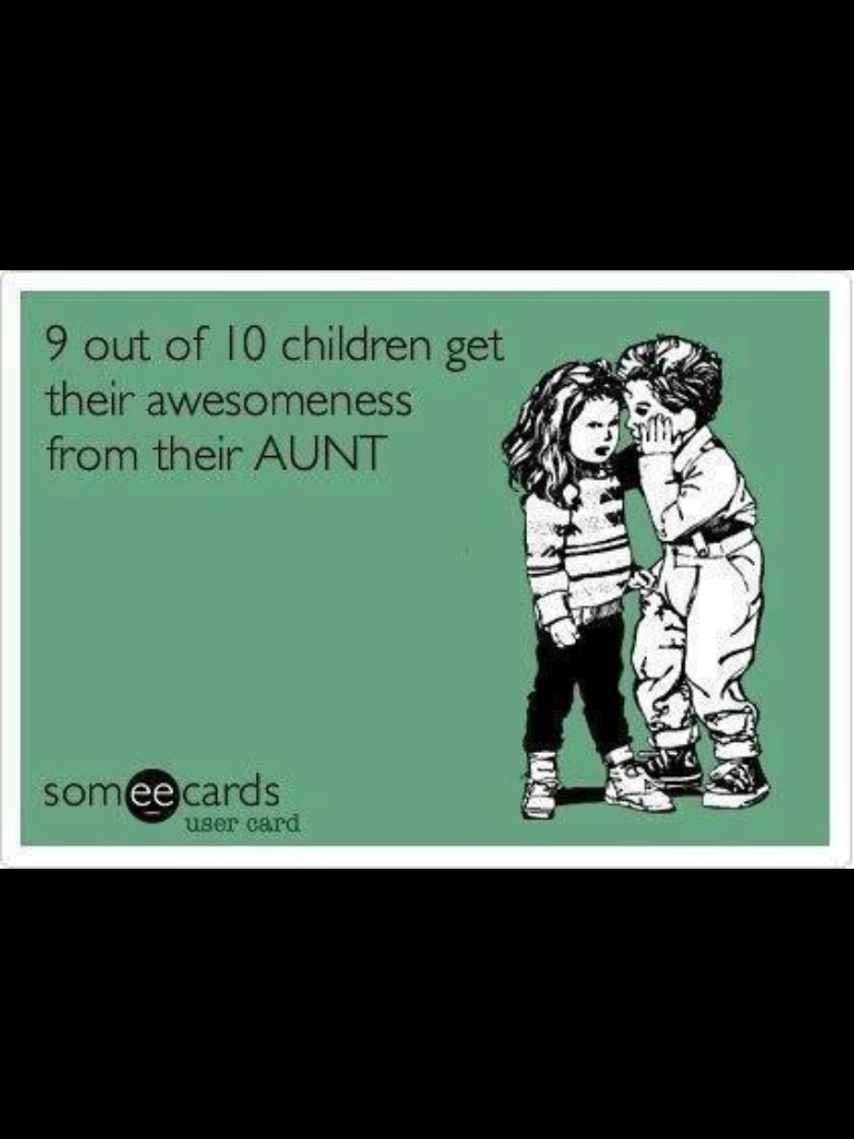 Being An Aunt Quotes