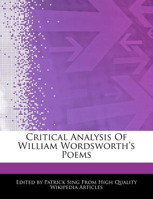 critical analysis ofpoem Keep in mind: a critical analysis is different from a summary it may include a summary, but should go beyond this you are providing an informed critique of the material remember that the purpose of a critical analysis is to evaluate what about this text.