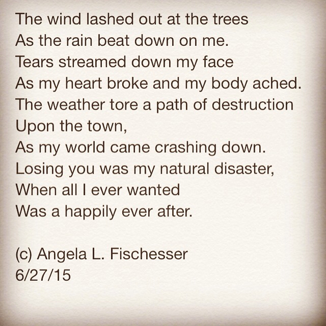 Disaster Poems