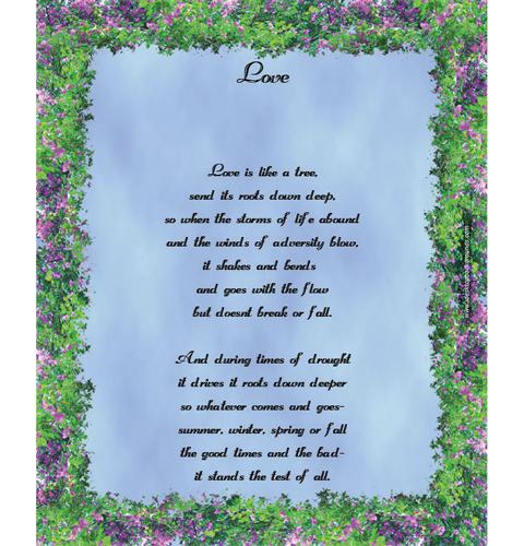 Ecards love poems m4hsunfo