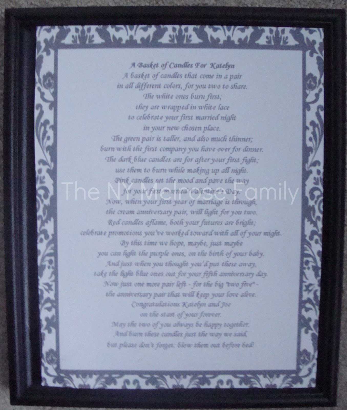 Funny wedding shower gift poems gift ideas bridal shower poems filmwisefo