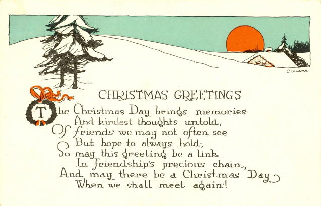 Merry christmas friendship poems christmas greetings and christmas messages for greeting m4hsunfo