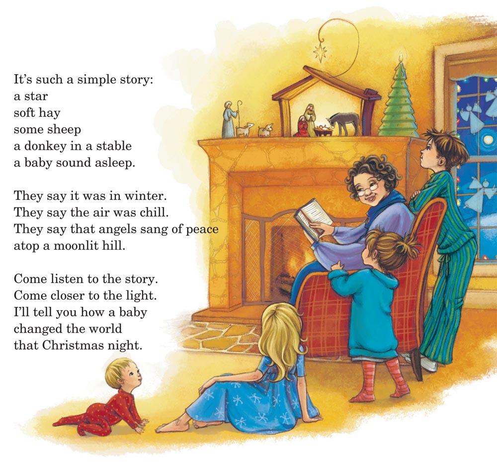 Nativity Poems