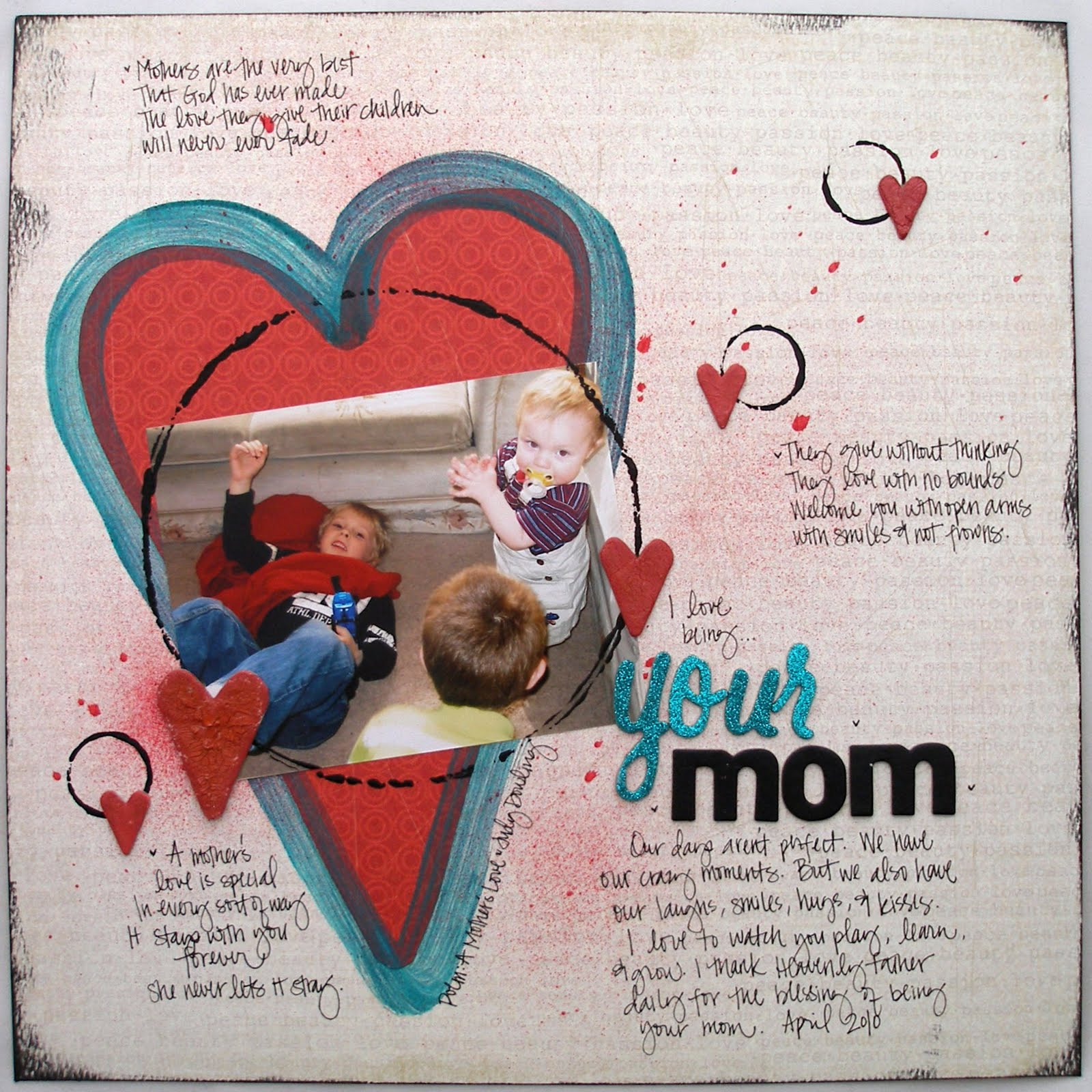 Sad I Miss You Quotes For Friends: I Love My Mom Poems