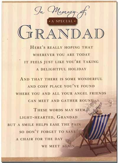 Treasured Tidbits by Tina » Grandpa- A Poem for an Amazing Man