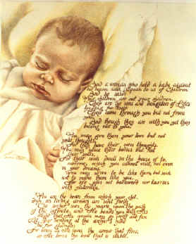 Babies Poems