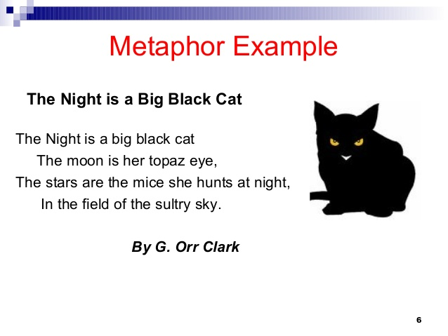 Funny Examples Of Metaphors Images Example Cover Letter For Resume