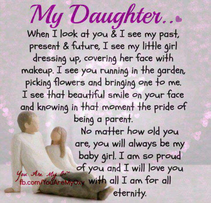 Beautiful Daughter Poems