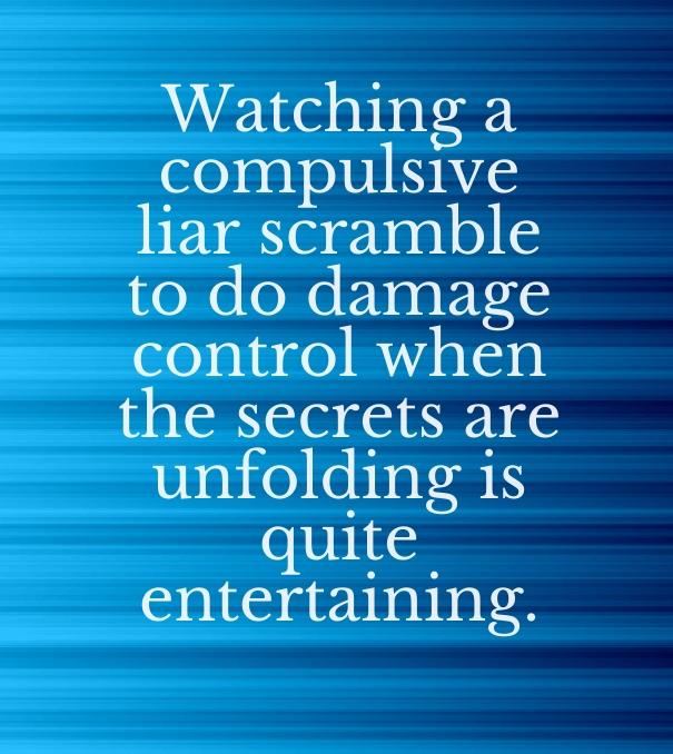 compulsive lying disorder symptoms