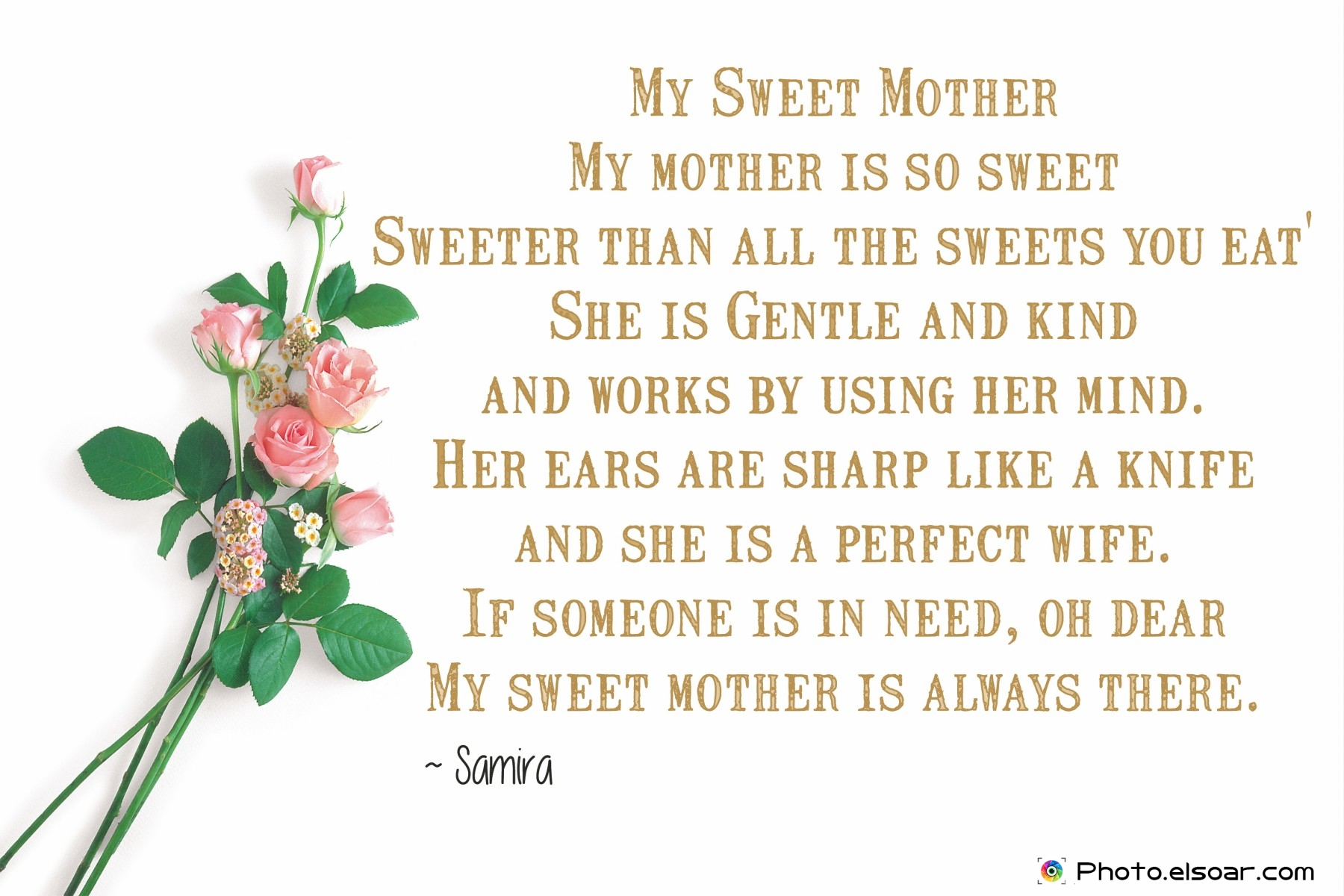 Sweetest Day Poems