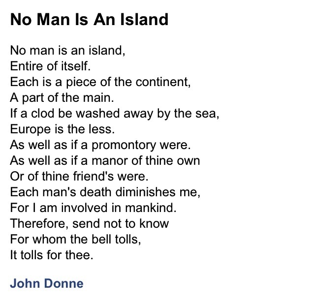 Donne Poems