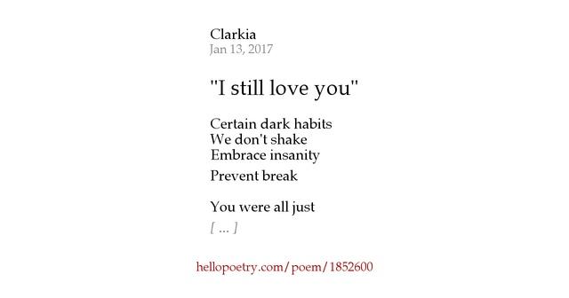 Ex Girlfriend Love Poems Does He Still Love Me Quiz – Desenhos Para