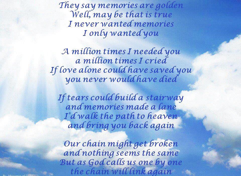 Condolence poems sympathy card s and quotes quotesgram altavistaventures Images