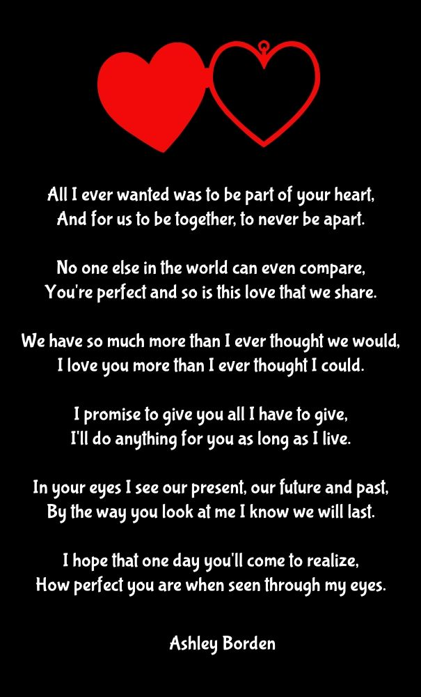 Long Boyfriend Poems Awesome Long Love Quotes For Her