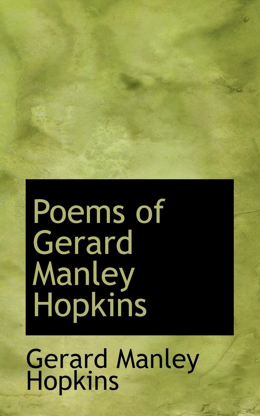 the allusion to christ in gerard manley hopkins poem the windhover Hopkins lectures 2004  that final metaphor in the poem is an intensive one: christ plays through the  but we're talking here about gerard manley hopkins.