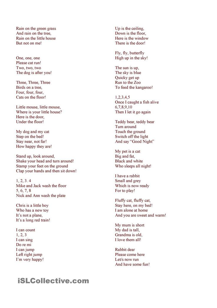 The 25+ best Short poems for kids ideas on Pinterest | Short poems ...