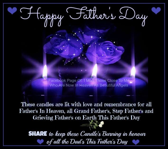 happy fathers day to my husband in heaven quotes archidev