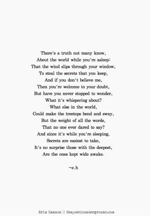Literary Love Poems