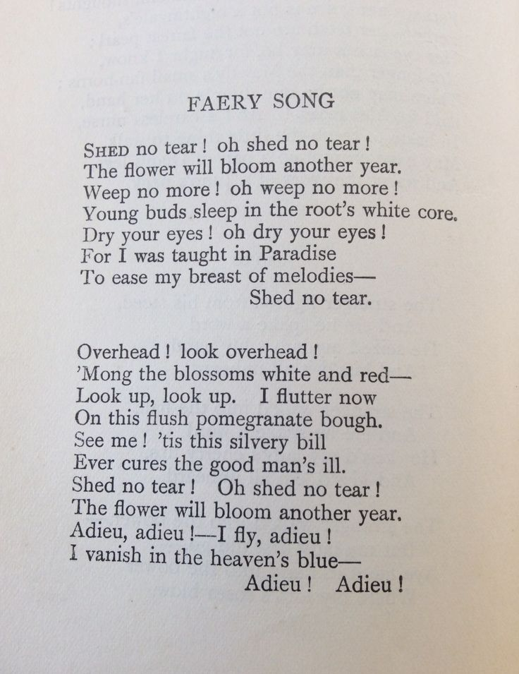 Keats Love Poems