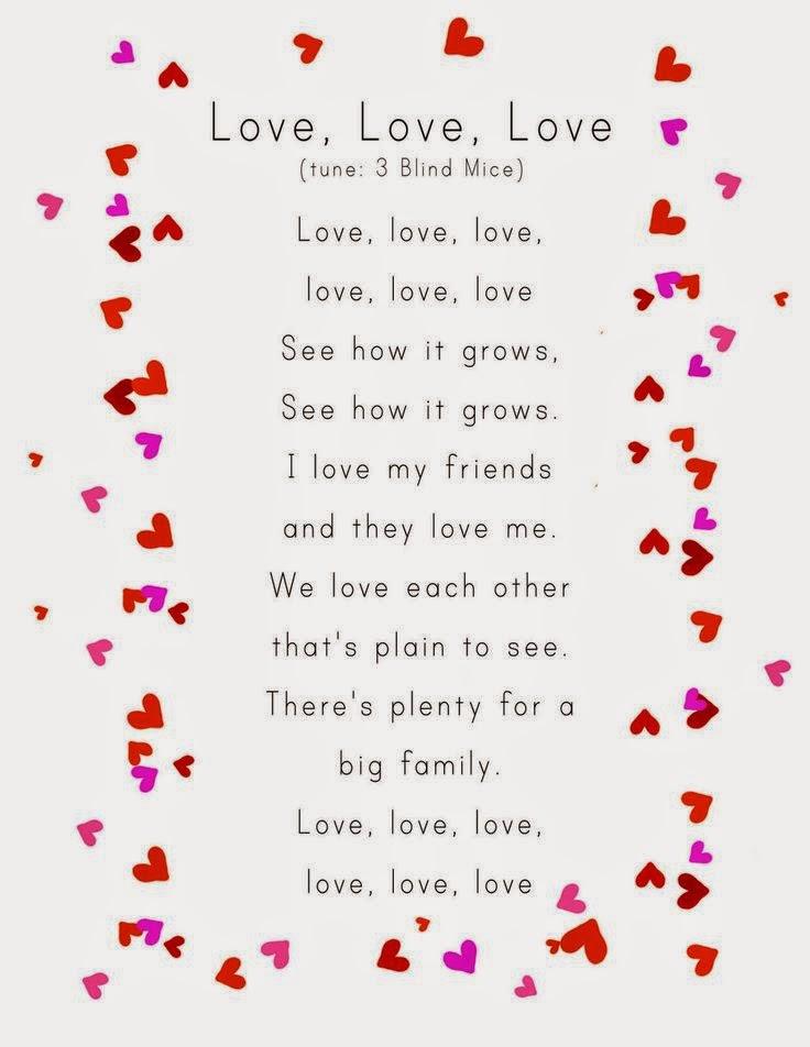 Valentine Cards Poems